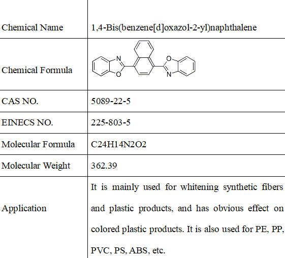 Over 99% Chemicals Optical Brightening Agent KCB 225-803-5 For