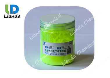 China Hot Sales Optical Brightener Agent OB-1 C.I. 393 In Yellowish And Greenish Powder supplier